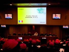 2015 10 09 Hervé Synode